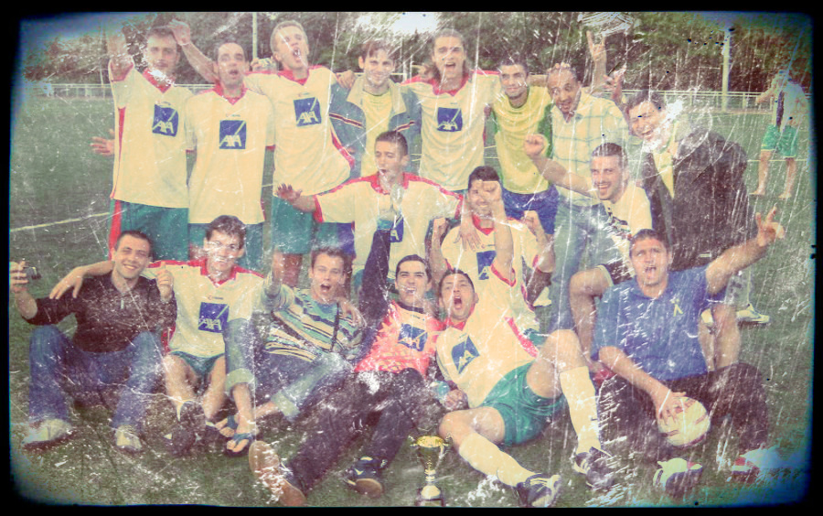 BG CUP 2007 winners