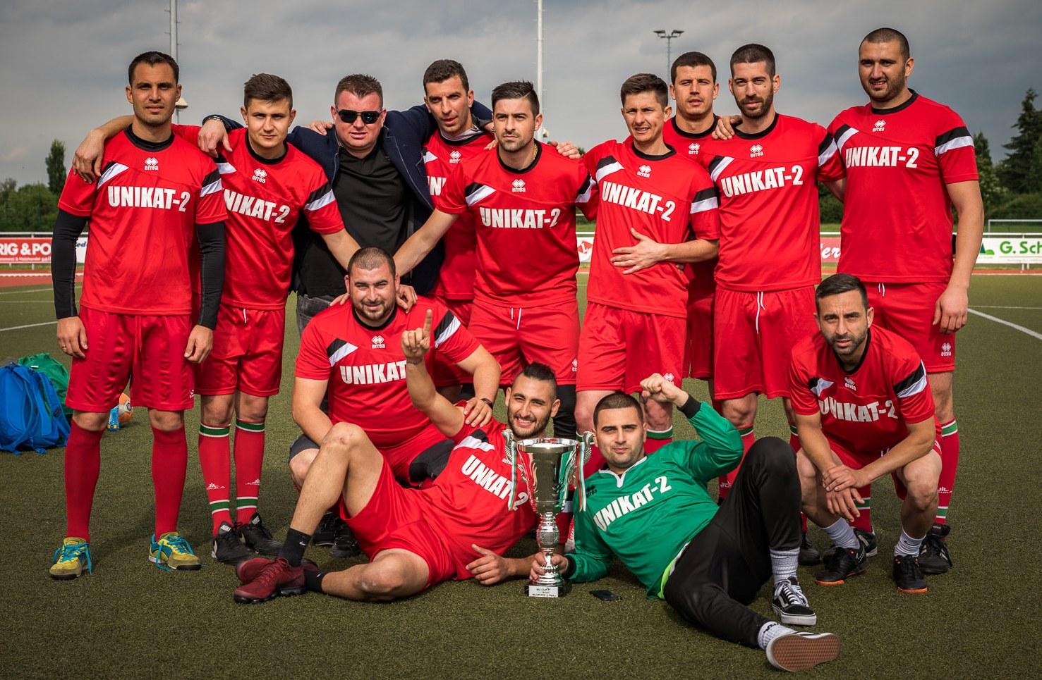 Winner BG CUP 2018
